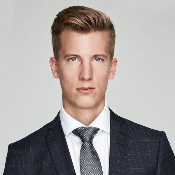 Fabian Hägglund Wennergren är jurist på Advokatbyran Thomas Bodström